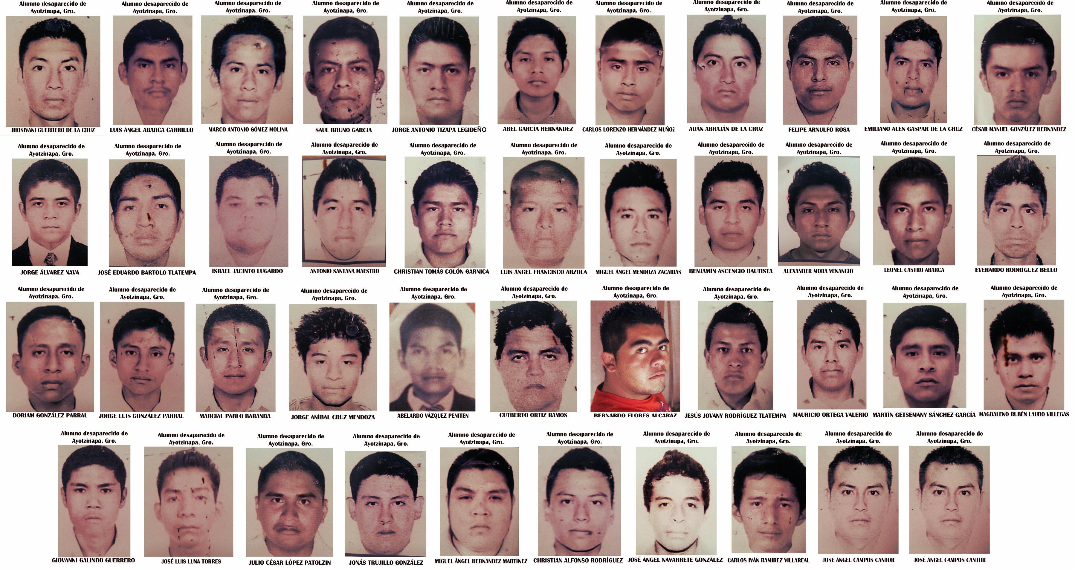 Resultado de imagen para 43 ayotzinapa