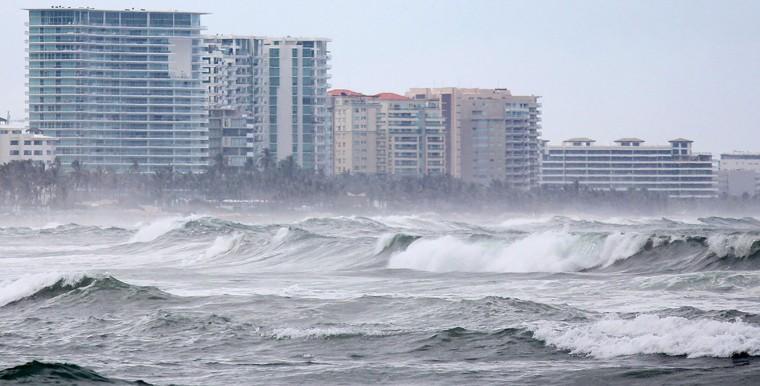 Guerrero en alerta por tormenta Dora