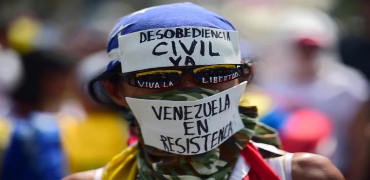 venezuela 27 julio
