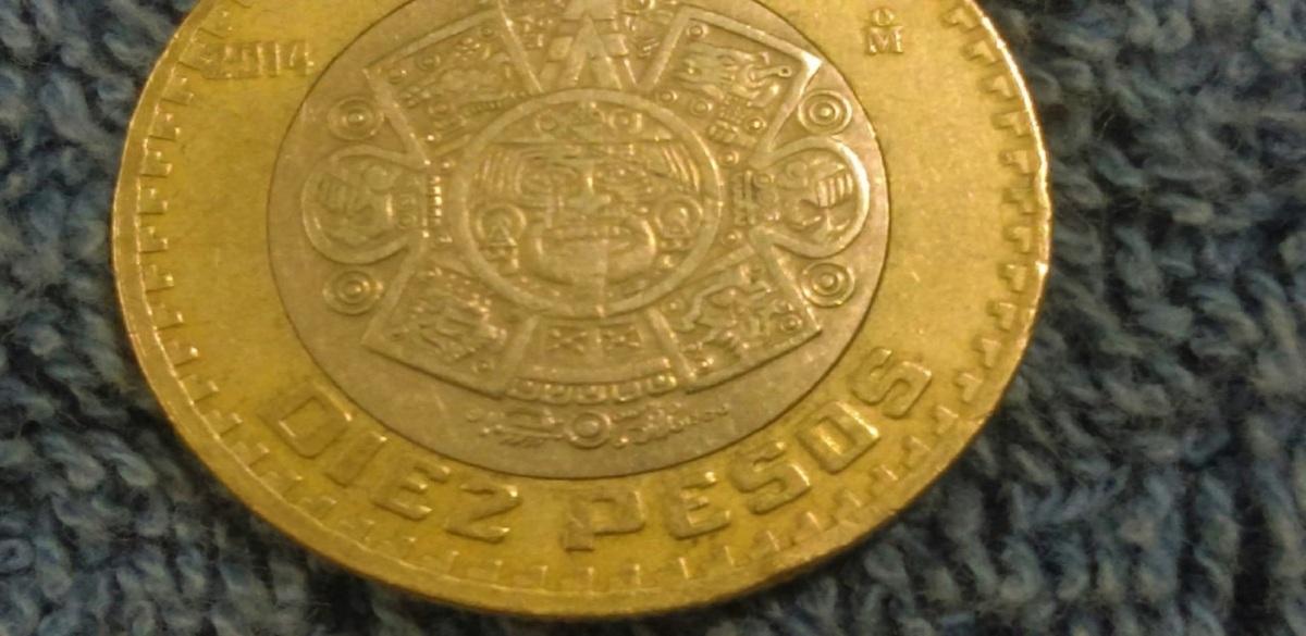 ¡Checa tus monedas de 10 pesos! Podrías conseguir hasta mil pesos