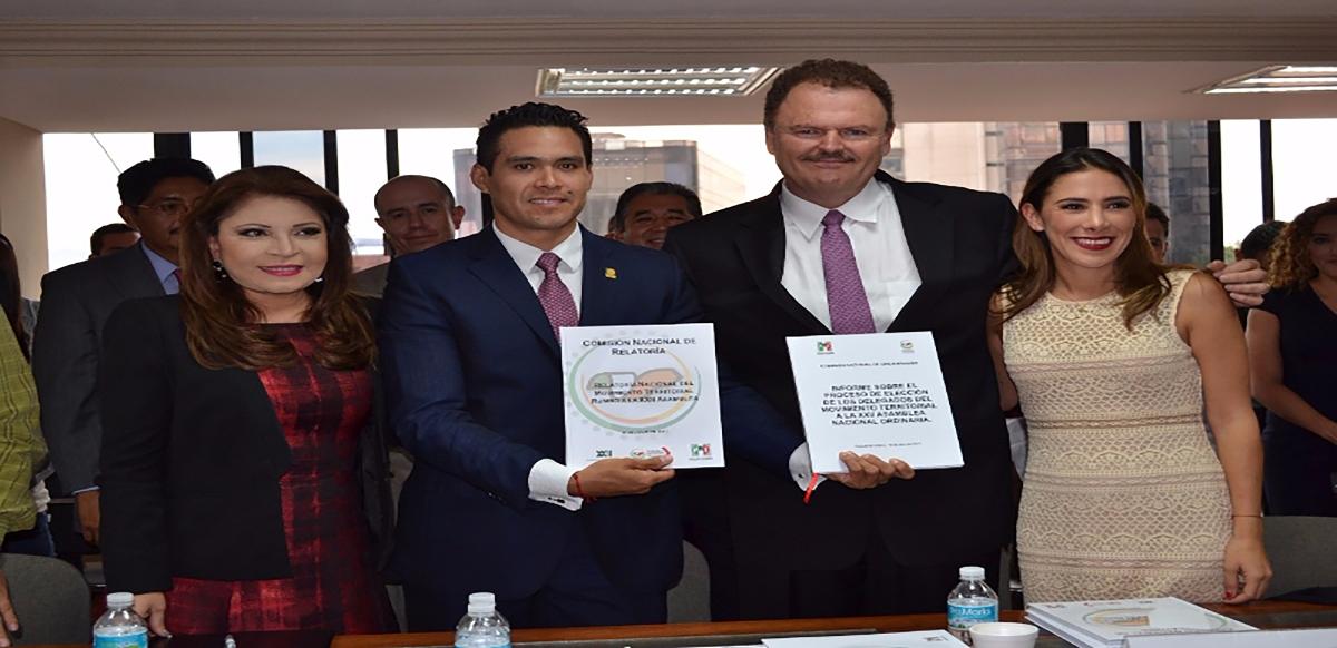 Alberto Escamilla busca encabezar Movimiento Territorial del PRI