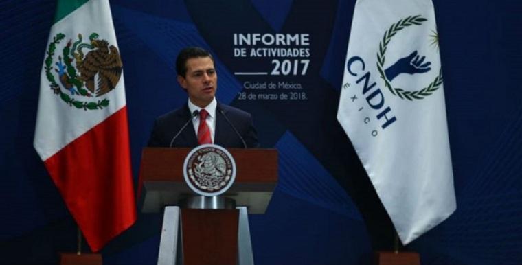 Enrique-EPeña-Nieto-en-informe-de-CNDH-FOTO-RAAL-1-768x391