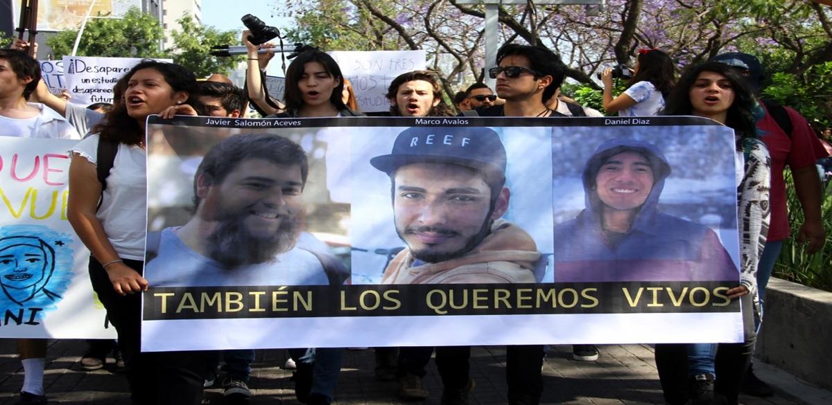 Encuentran restos de estudiantes de cine de Jalisco; hay dos detenidos